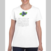 Classic Blueberries T-Shirt WOMEN